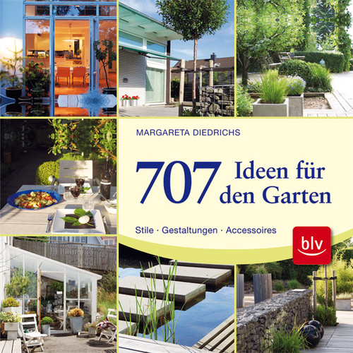 buch tip 707 ideen f r den garten nt home style. Black Bedroom Furniture Sets. Home Design Ideas