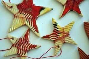 Weihnachts Keramik