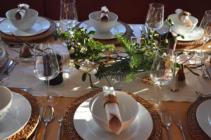 Festtags Tischdeko Nt Home Style